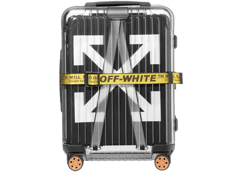Rimowa Off White Black