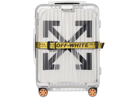 Rimowa Off White White