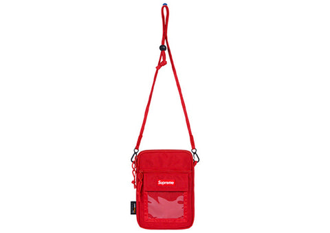 Utility Pouch Red