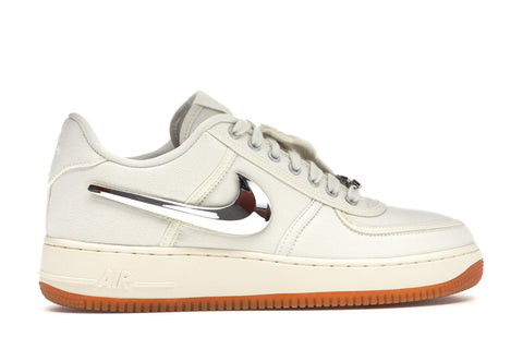 Nike Air Force 1 Sail Travis Scott