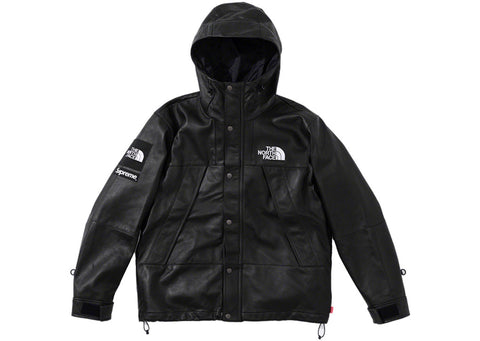Supreme The North Face Leather Parka