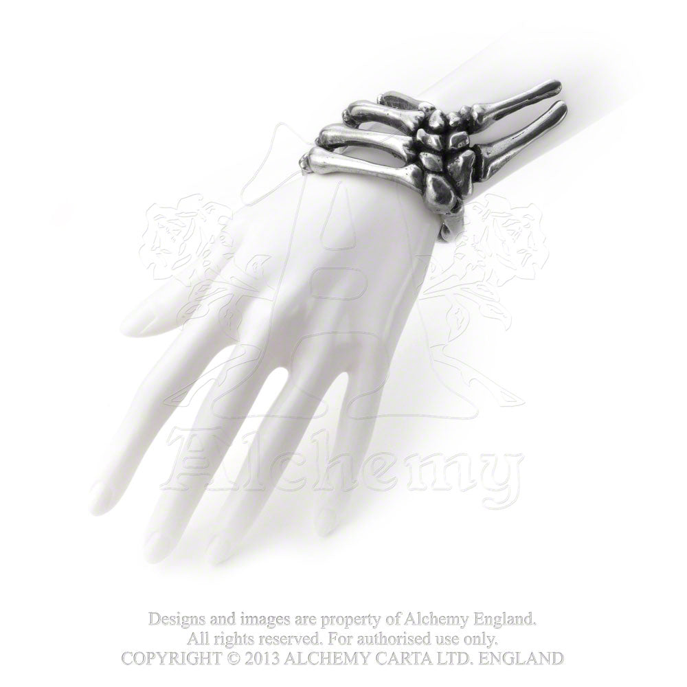Alchemy Gothic Curse Of Ezekiel Bracelet from Gothic Spirit