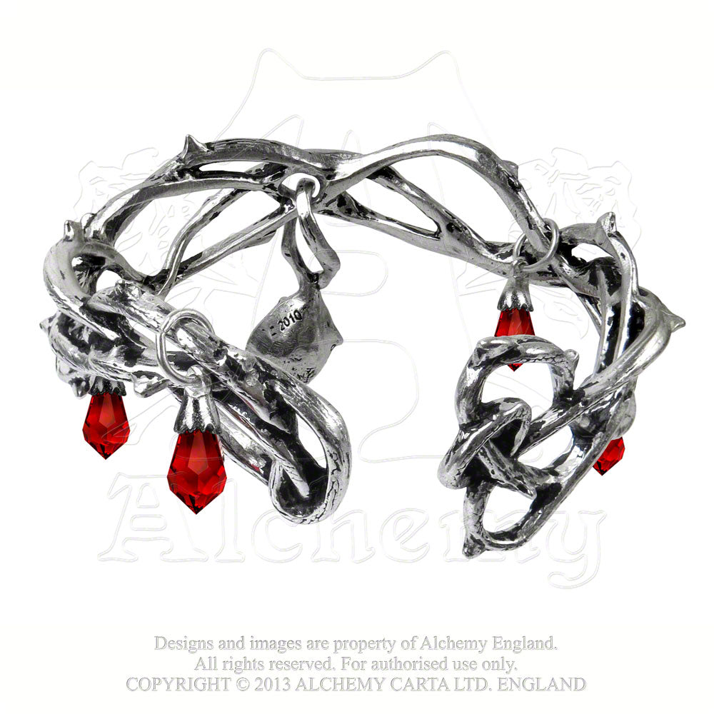 Alchemy Gothic Passion Bracelet from Gothic Spirit