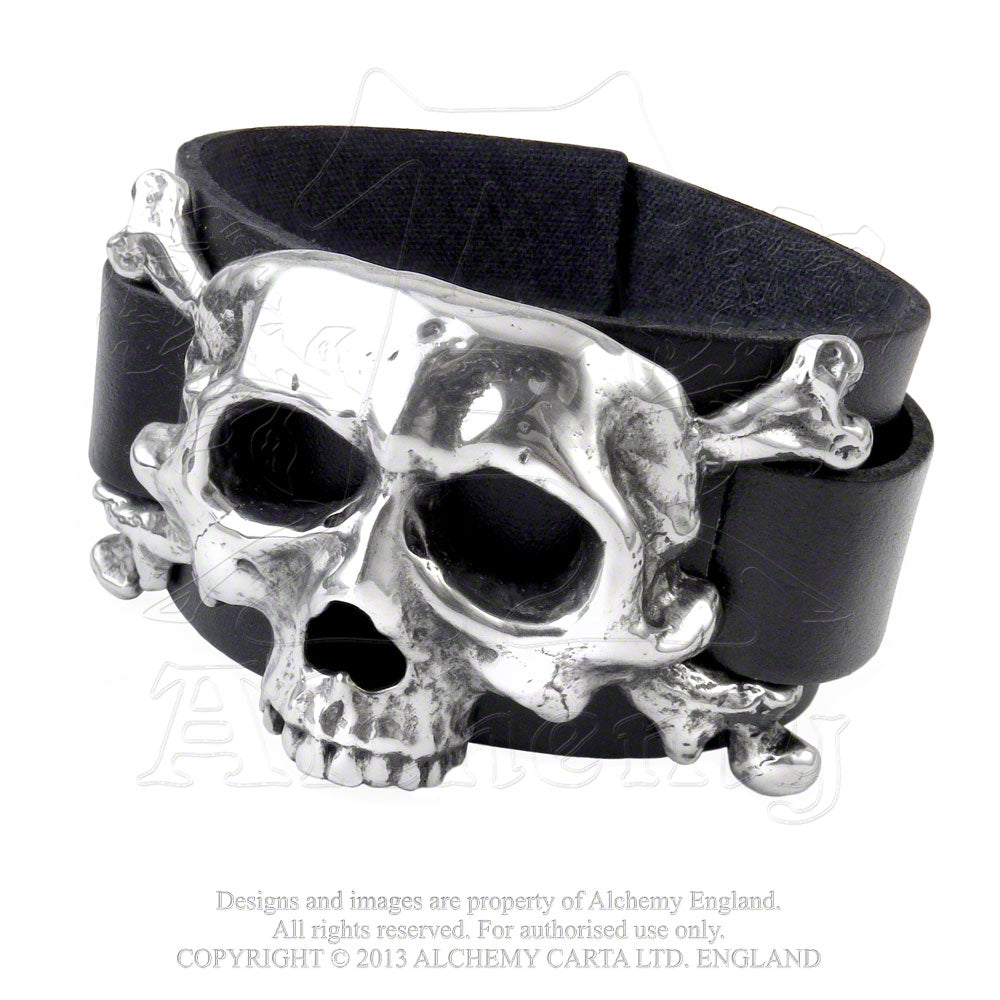 Alchemy Gothic I Dieth Bracelet from Gothic Spirit