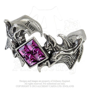 Alchemy Gothic Bird Of Death Bracelet - Gothic Spirit
