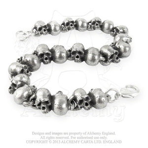 Alchemy Gothic Killing Fields Bracelet from Gothic Spirit
