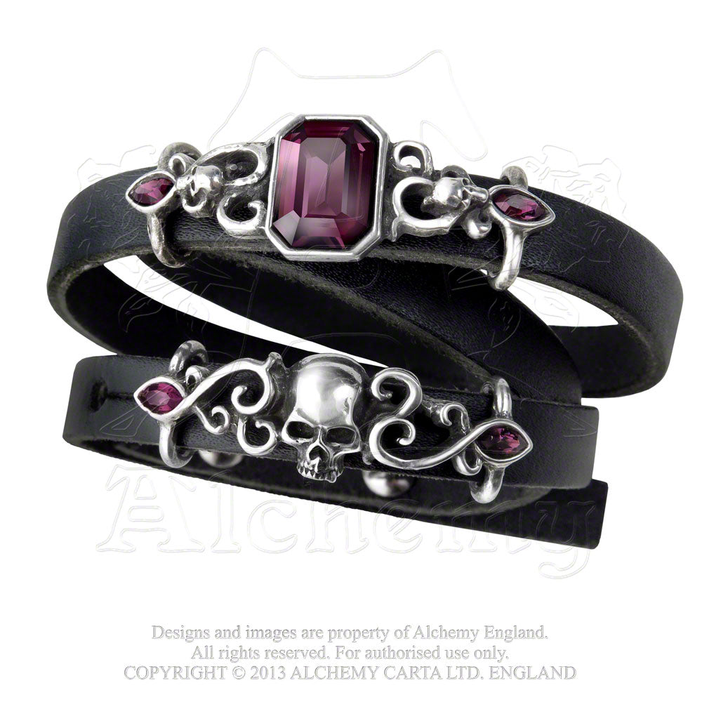 Alchemy Gothic Pirate Princess Bracelet - Gothic Spirit