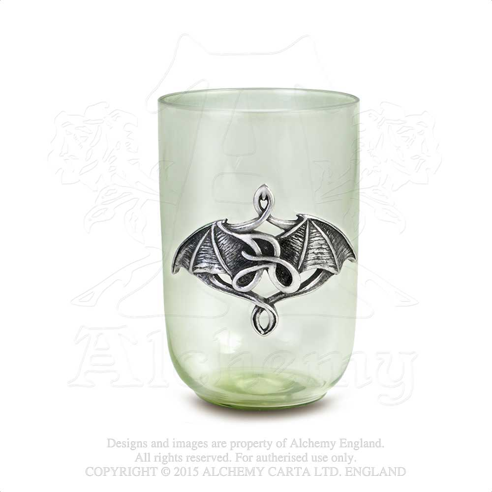 Alchemy Gothic Le Vert de Minuit Shot Glass from Gothic Spirit
