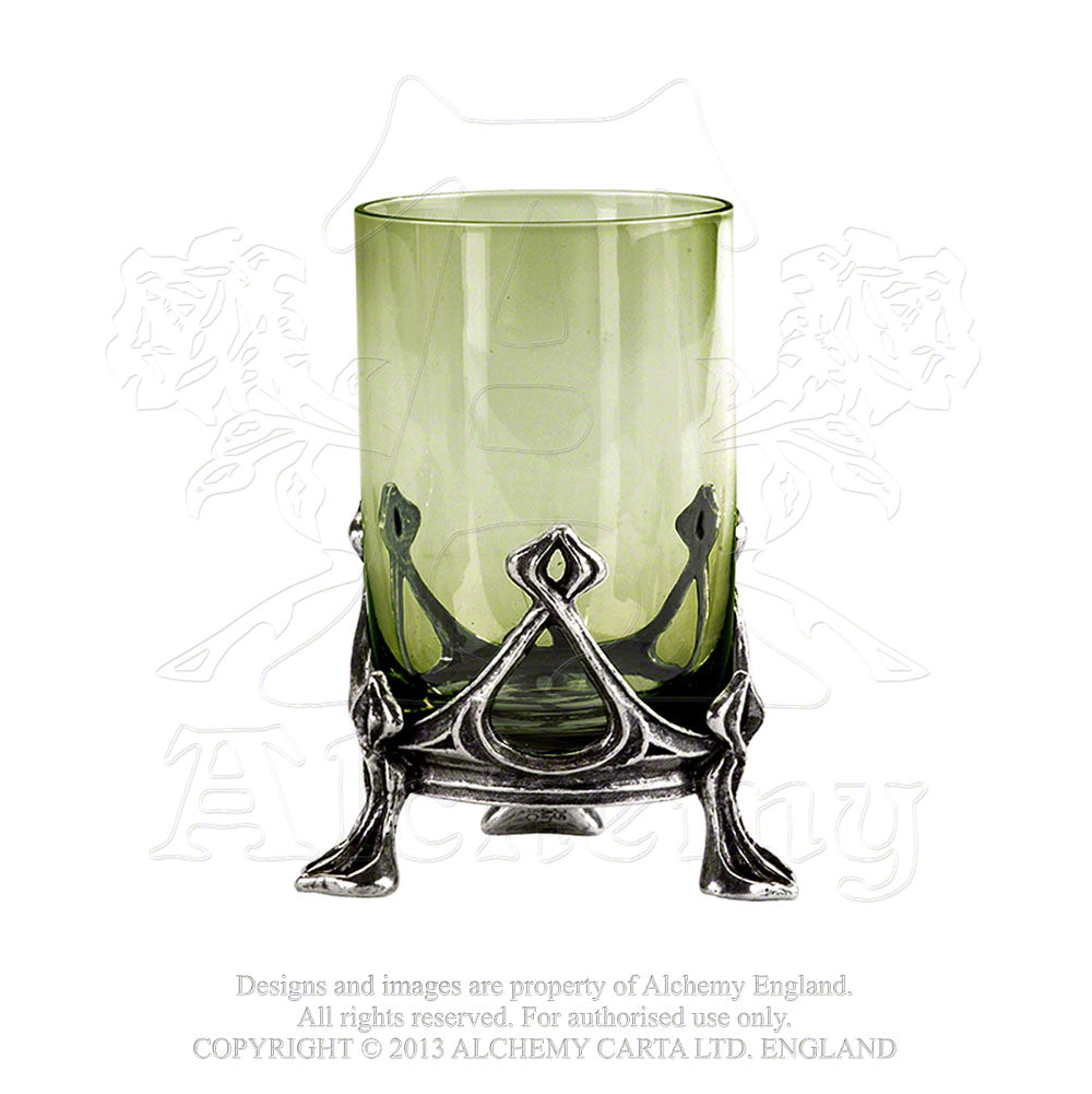 Alchemy Gothic La Fee Verte Shot Glass from Gothic Spirit