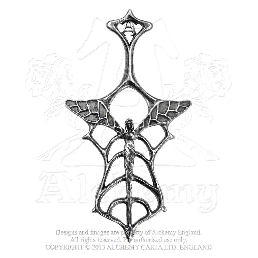 Alchemy Gothic La Fee Verte Absinthe Spoon from Gothic Spirit