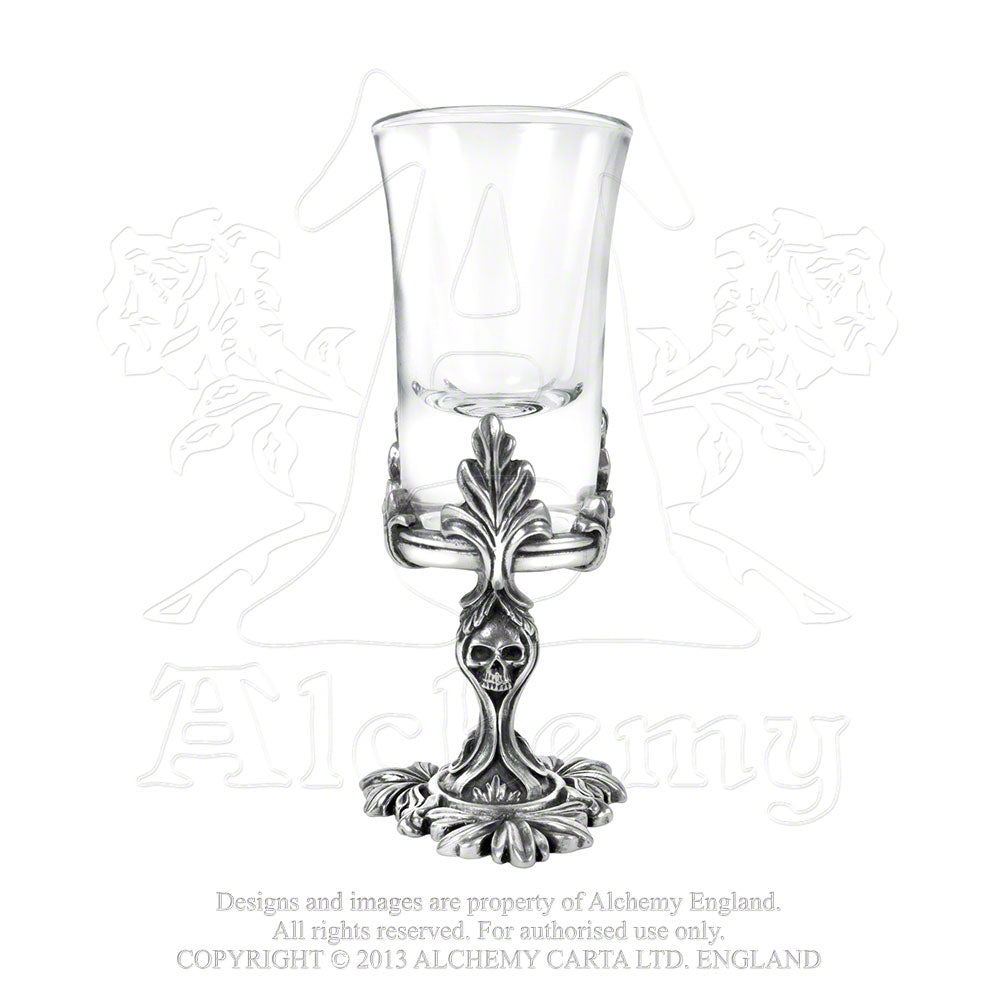 Alchemy Gothic The Wormwood Tree Shot Glass from Gothic Spirit