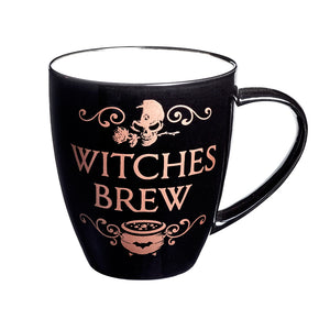 Alchemy Gothic Witches Brew Ceramic Mug
