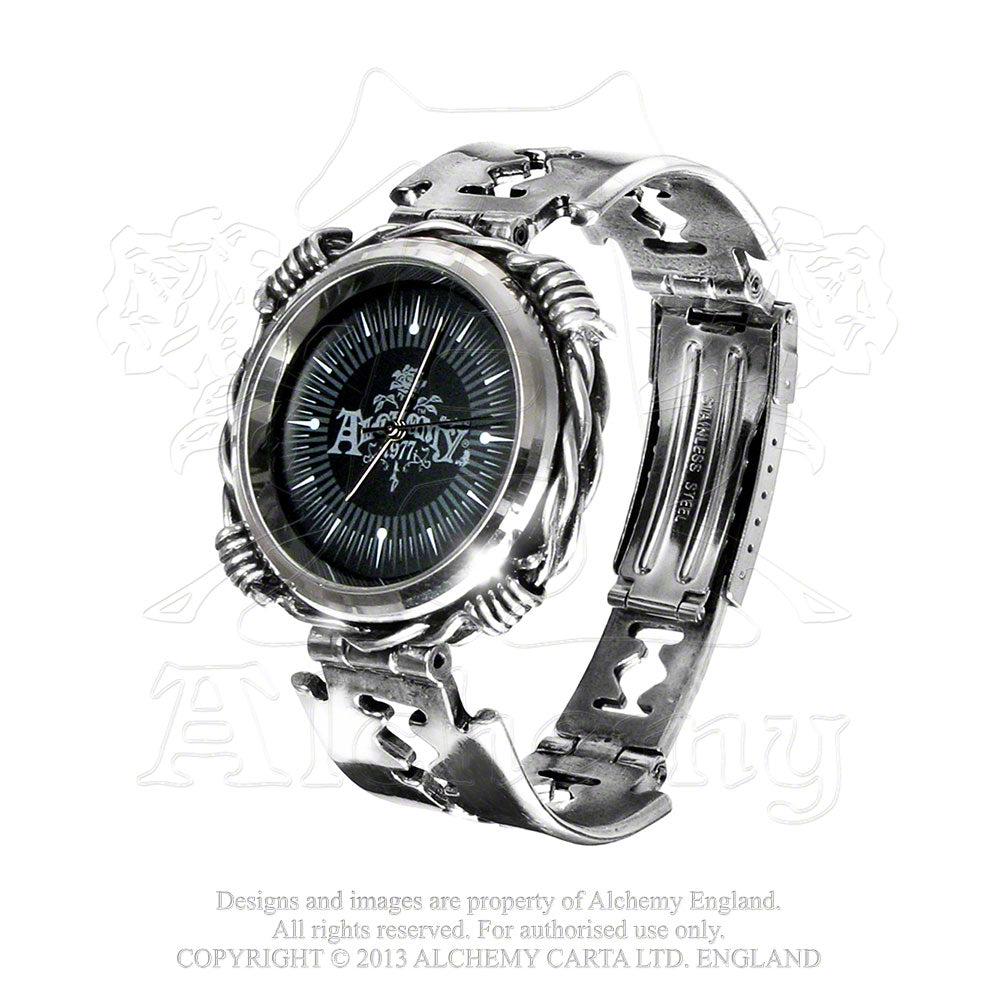 Alchemy Gothic Razhora Watch - Gothic Spirit