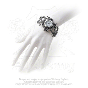 Alchemy Gothic Imperial Dragon Watch from Gothic Spirit
