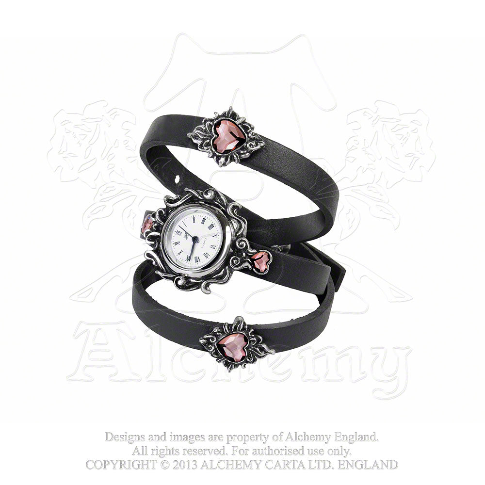 Alchemy Gothic Heartfelt Watch from Gothic Spirit