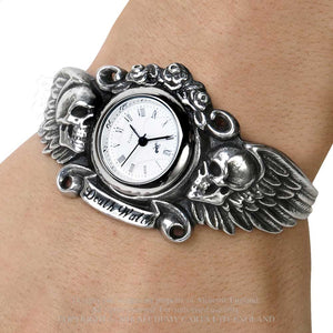 Alchemy Gothic Heart Of Lazarus Watch from Gothic Spirit