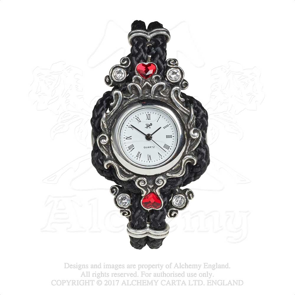 Alchemy Gothic Affiance Watch from Gothic Spirit