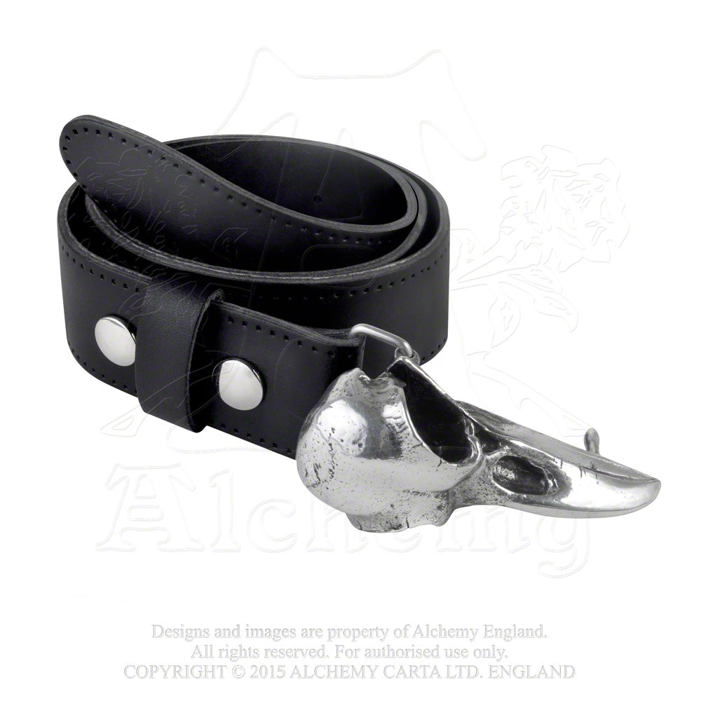 Alchemy Gothic Rabeschadel Belt Buckle from Gothic Spirit