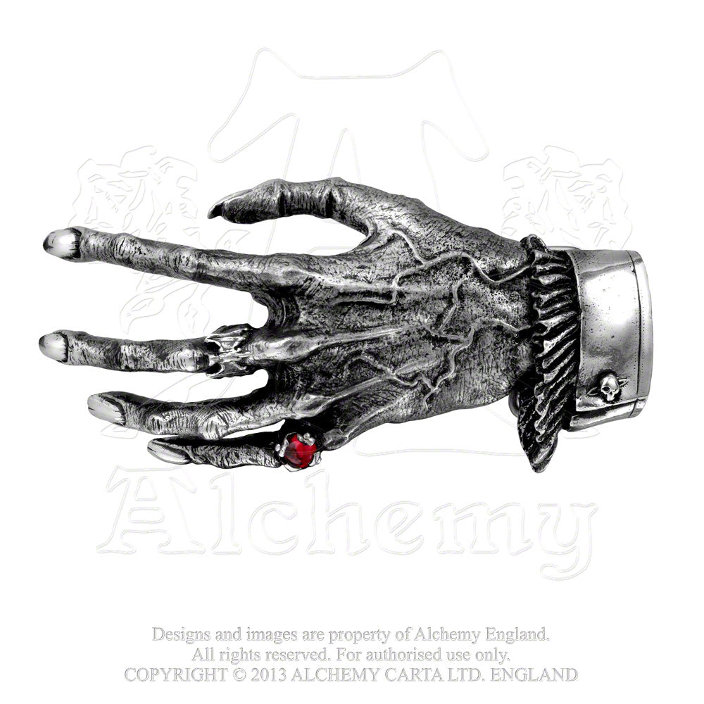 Alchemy Gothic Nosferatus Hand Belt Buckle from Gothic Spirit