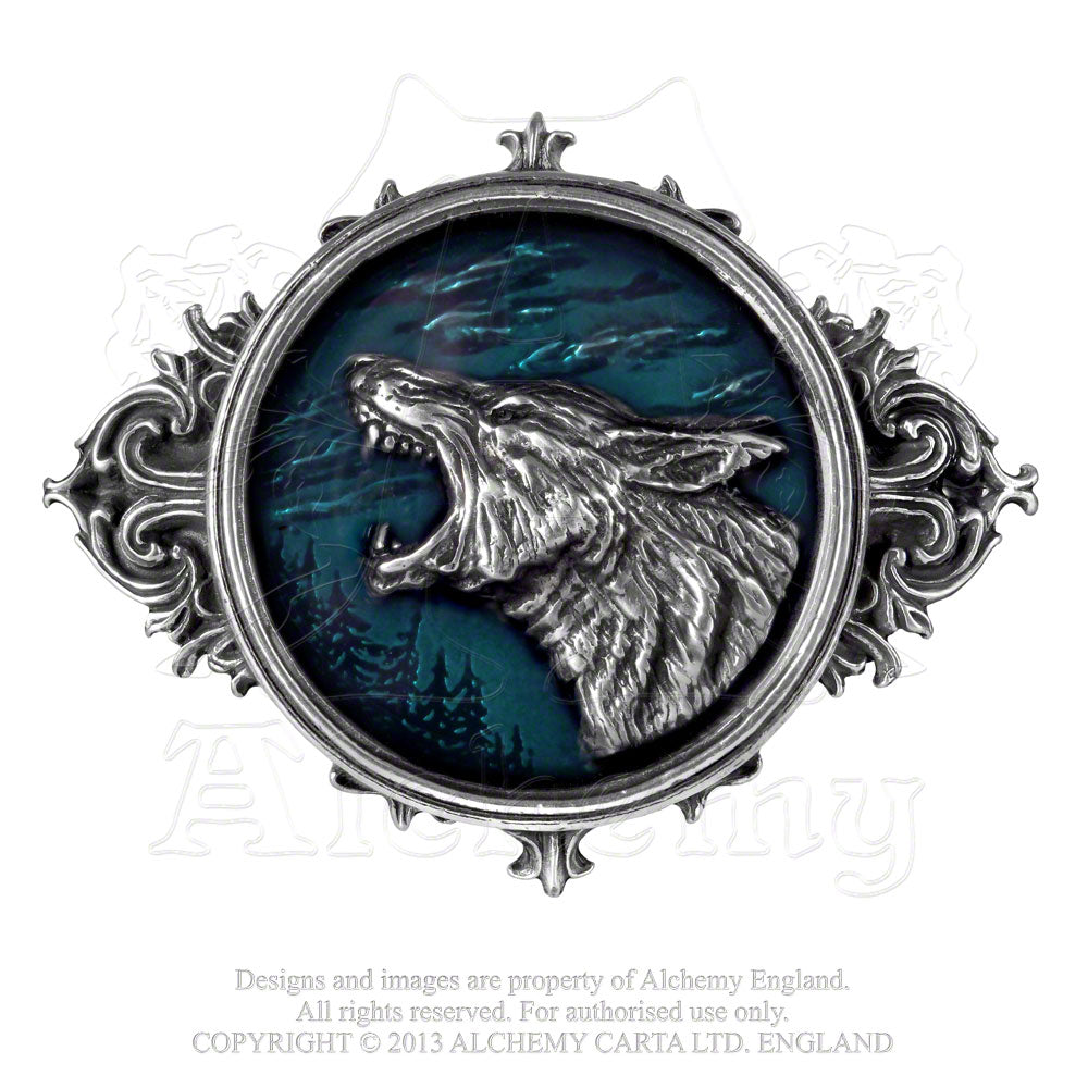Alchemy Gothic Wulven Belt Buckle from Gothic Spirit