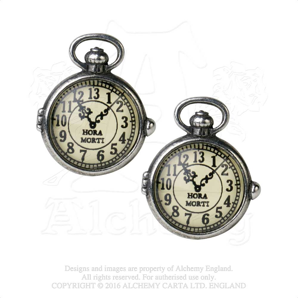 Alchemy Empire: Steampunk Uncle Albert's Cufflinks - Gothic Spirit