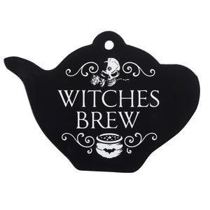 Alchemy Gothic Witches Brew Trivet/Chopping board from Gothic Spirit