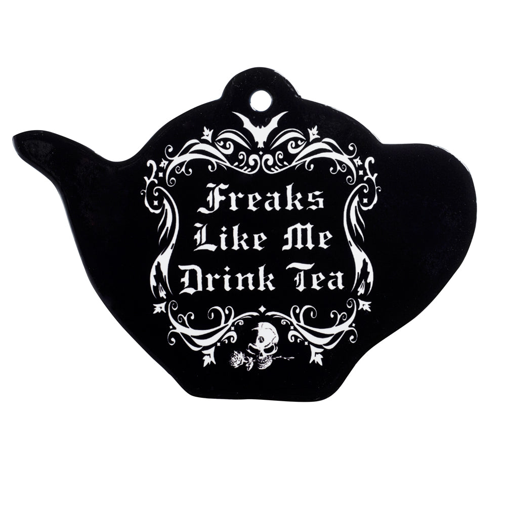 Alchemy Gothic Freaks Like Me... Trivet/Chopping board from Gothic Spirit