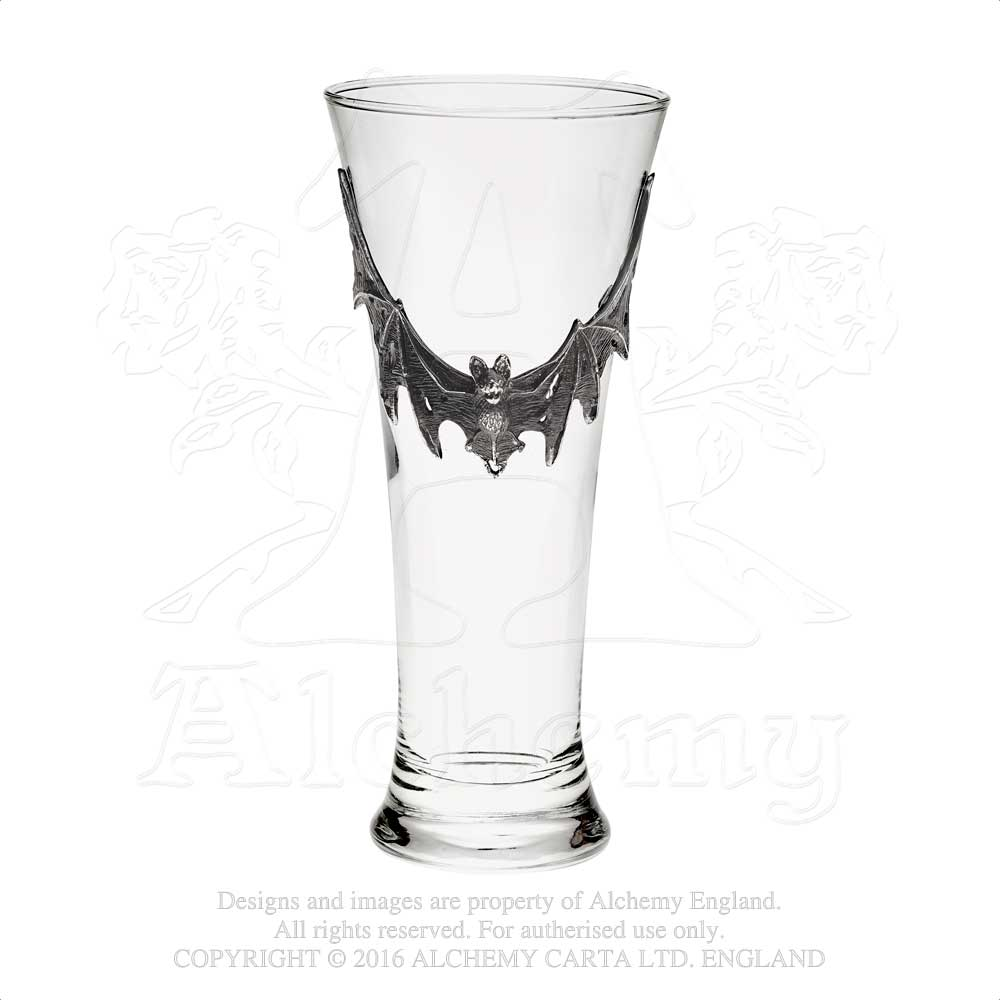 Alchemy Gothic Villa Diodati Ale Glass from Gothic Spirit