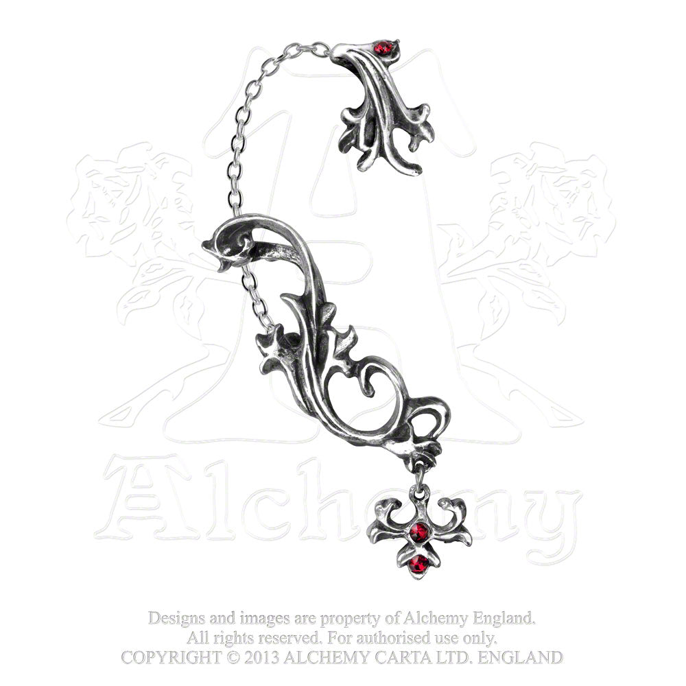 Alchemy Gothic Sylvanus Ear Wrap from Gothic Spirit