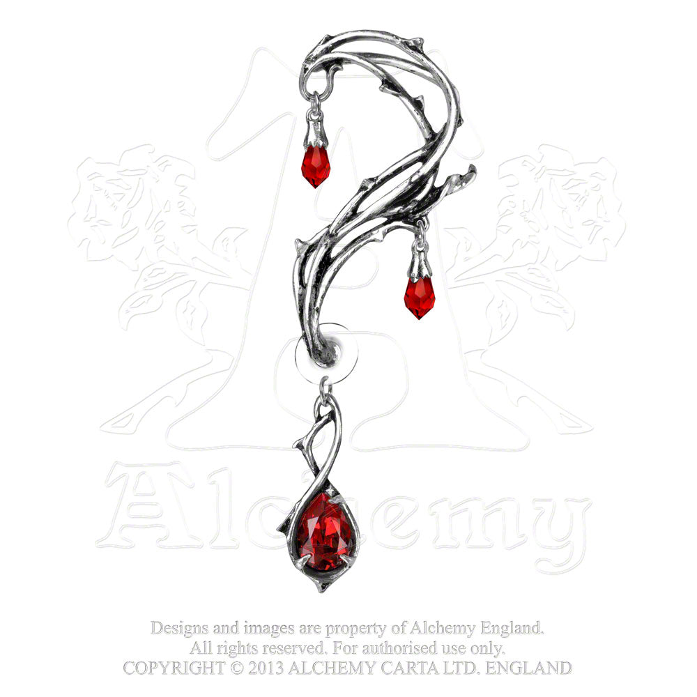 Alchemy Gothic Passion Ear Wrap from Gothic Spirit