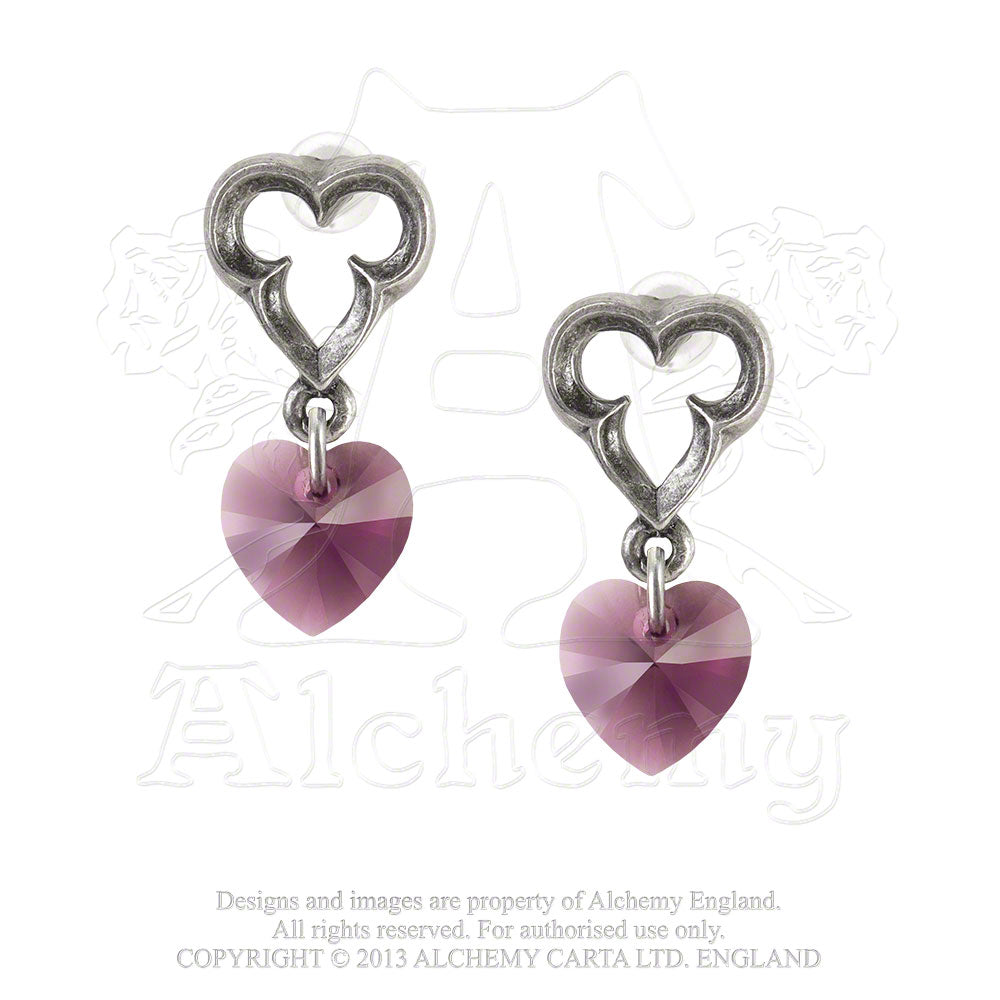 Alchemy Gothic Elizabethan Pair of Earrings from Gothic Spirit