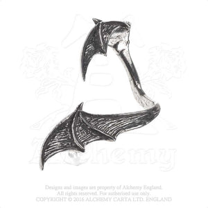 Alchemy Gothic A Night With Goethe Ear Wrap - Gothic Spirit