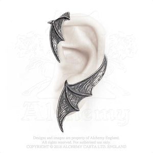 Alchemy Gothic A Night With Goethe Ear Wrap from Gothic Spirit