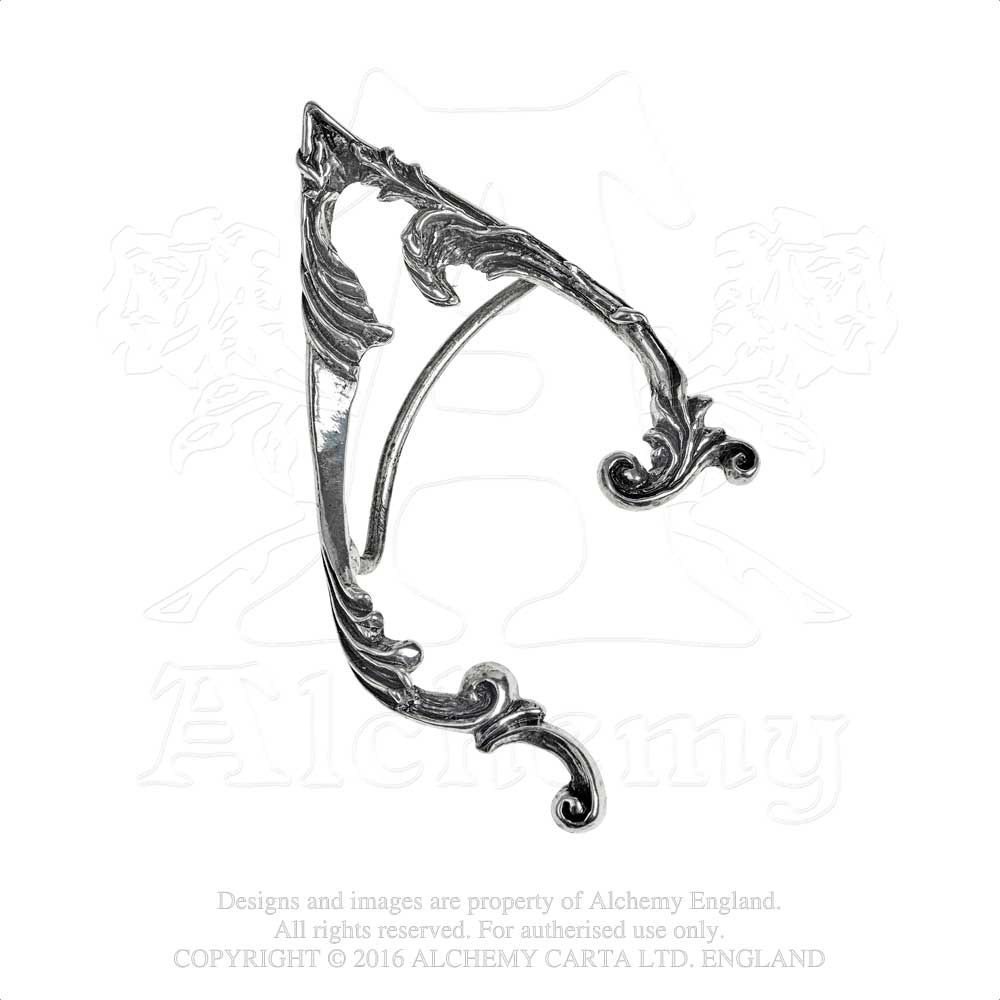 Alchemy Gothic Arboreus Single Earring from Gothic Spirit