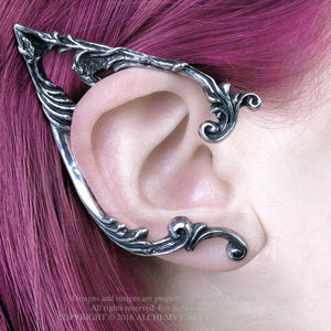 Alchemy Gothic Arboreus Single Earring - Gothic Spirit