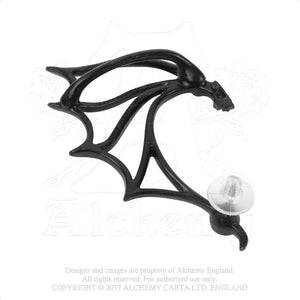 Alchemy Gothic Nocti-Dame Ear Wrap from Gothic Spirit
