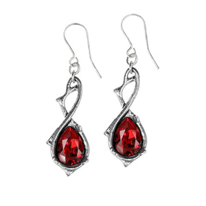 Alchemy Gothic Passionette Pair of Earrings - Gothic Spirit