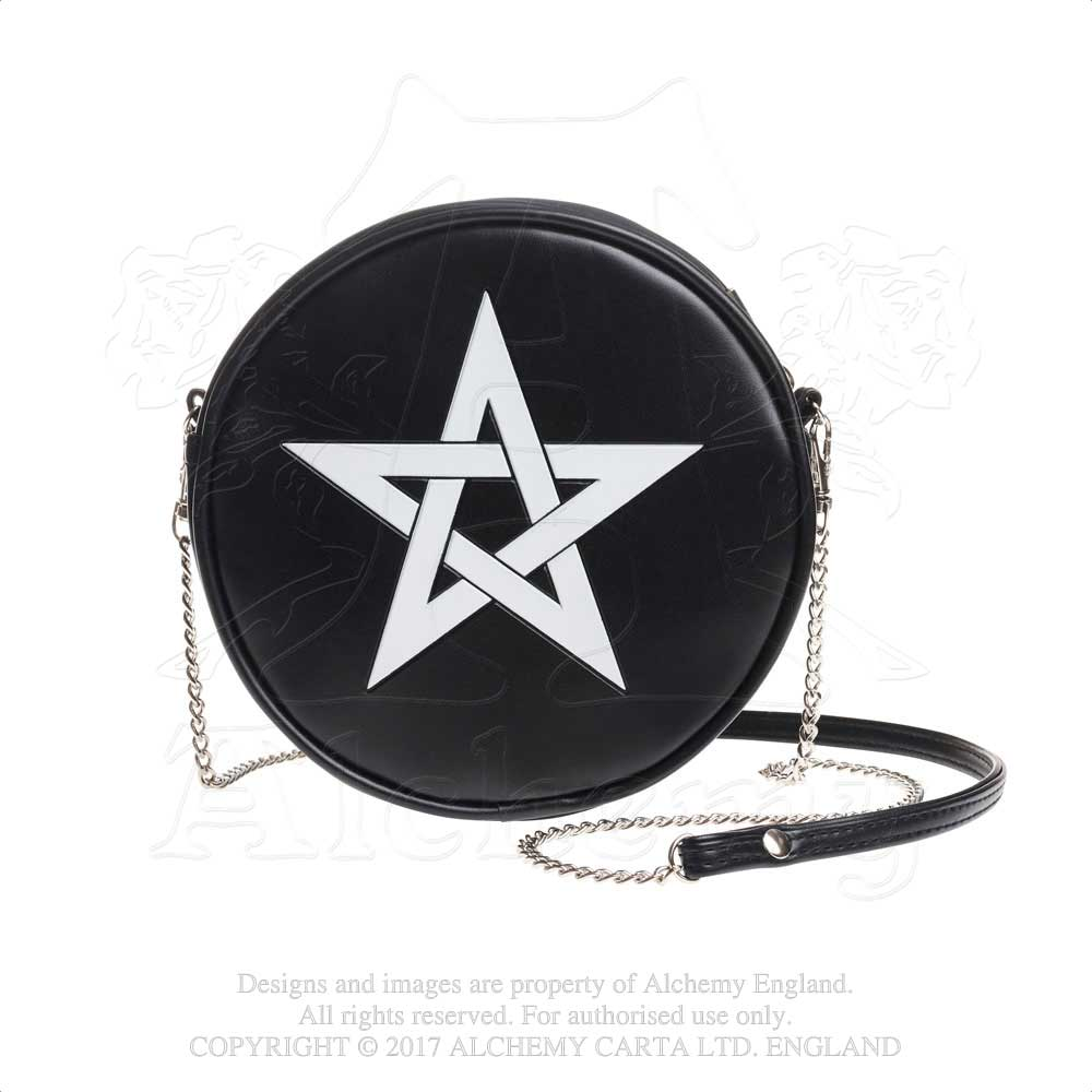 Alchemy Gothic Pentagram Purse Bag from Gothic Spirit