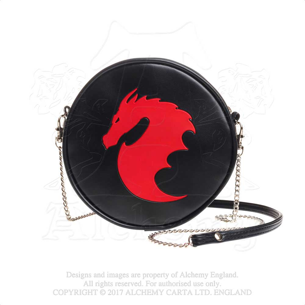 Alchemy Gothic Dragon Purse Bag from Gothic Spirit