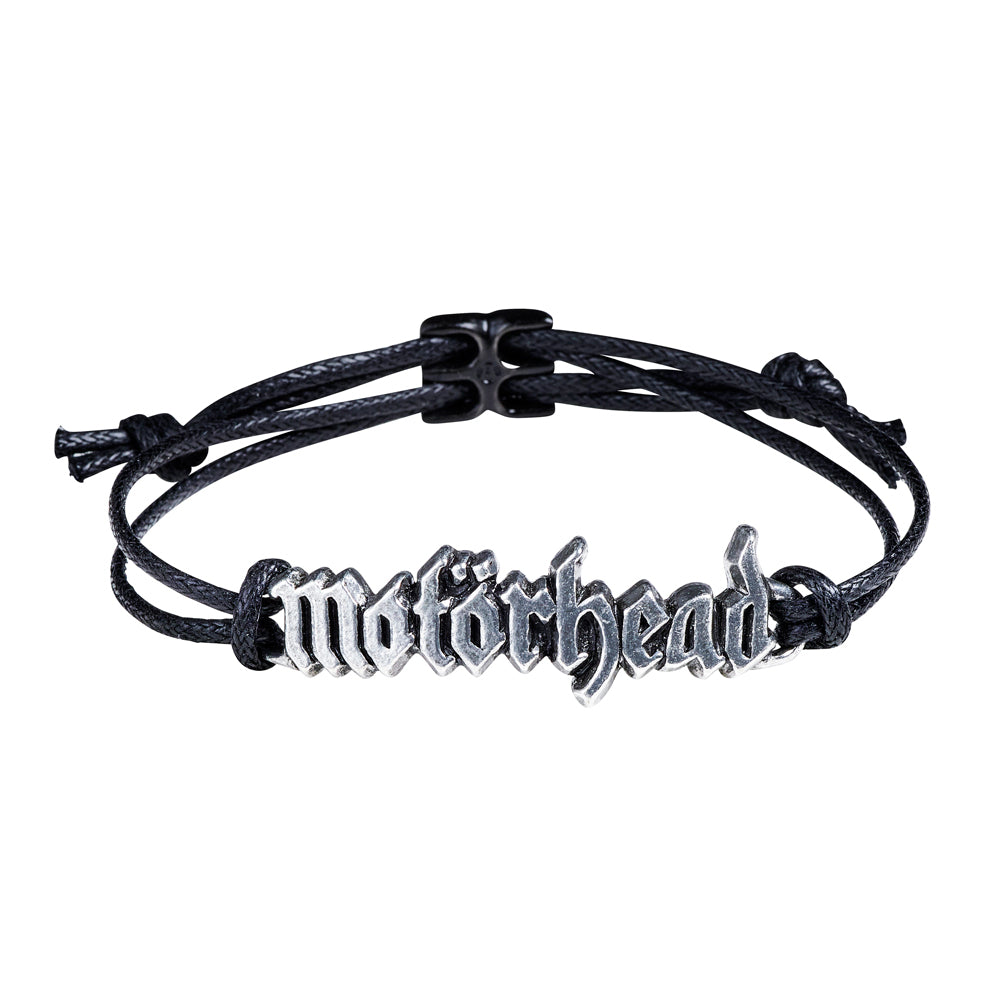 Alchemy Rocks Motorhead: Logo Bracelet from Gothic Spirit