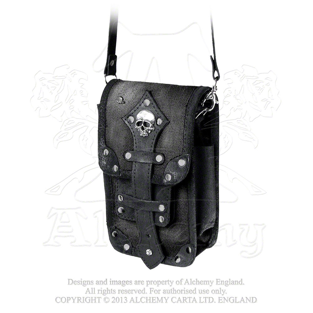 Alchemy Empire: Steampunk Empire 'Aviator' Pouch from Gothic Spirit