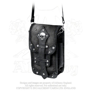 Alchemy Empire: Steampunk Empire 'Aviator' Pouch - Gothic Spirit