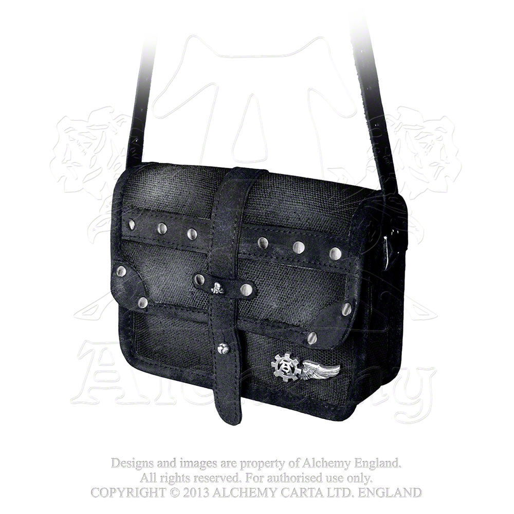 Alchemy Empire: Steampunk Empire 'Captainette' Pouch - Gothic Spirit