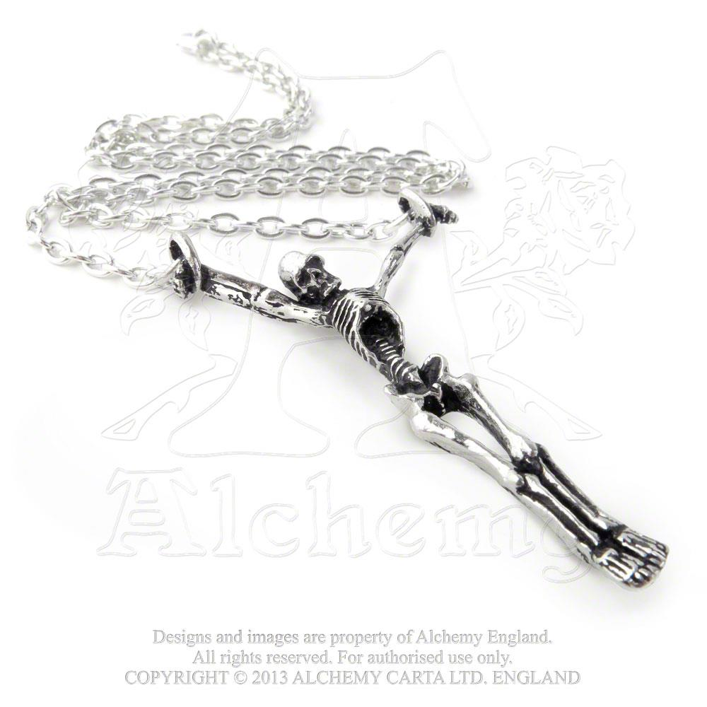 Alchemy Gothic Lost Soul Pendant from Gothic Spirit