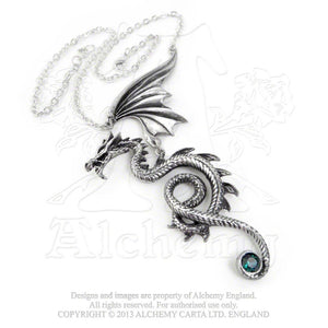 Alchemy Gothic Bestia Regalis Necklace from Gothic Spirit