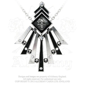 Alchemy Gothic Demimondaines Necklace - Gothic Spirit