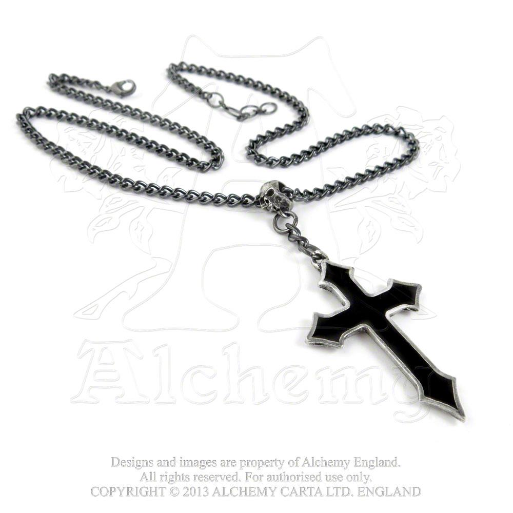Alchemy Gothic Osbourne's Cross Pendant from Gothic Spirit