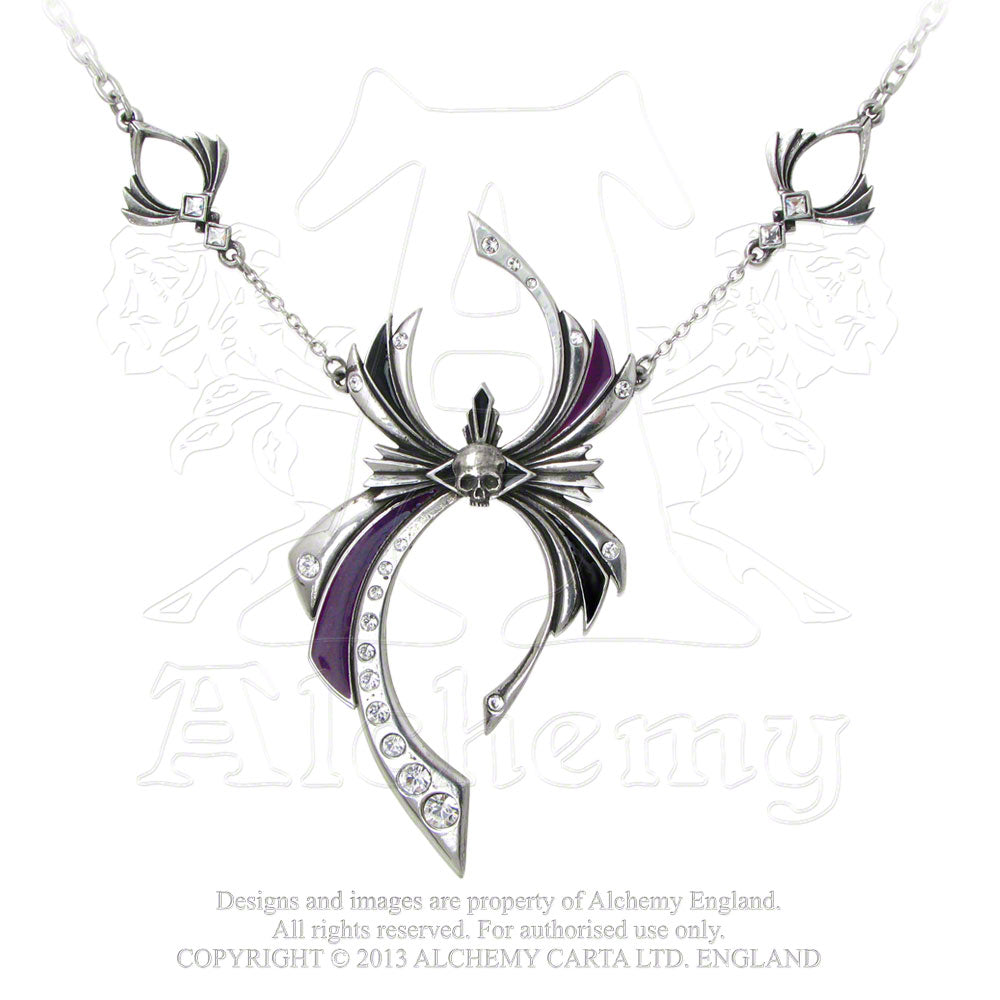 Alchemy Gothic Incy Wincy Forme Pendant from Gothic Spirit