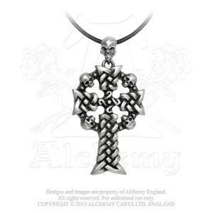 Alchemy Gothic Norsemen Raider's Cross Pendant from Gothic Spirit