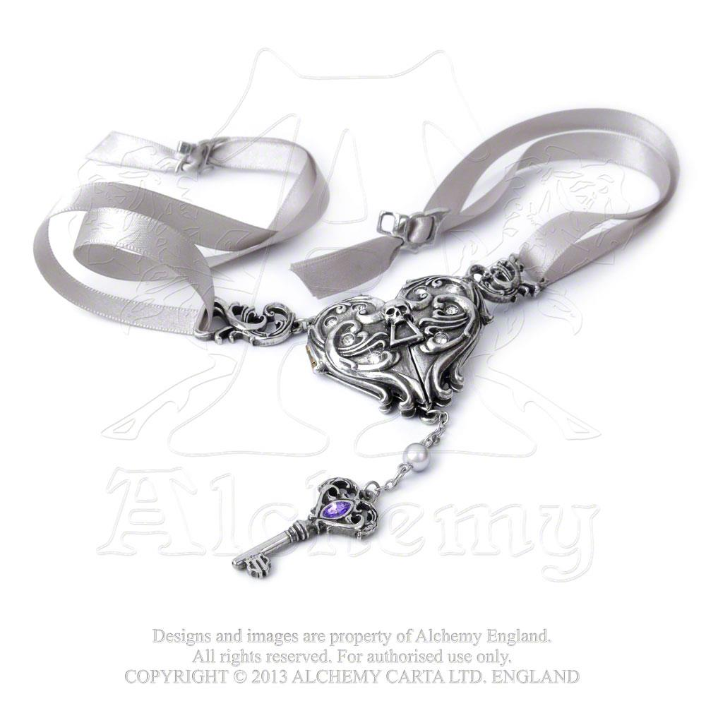 Alchemy Gothic Inamorato Locket from Gothic Spirit
